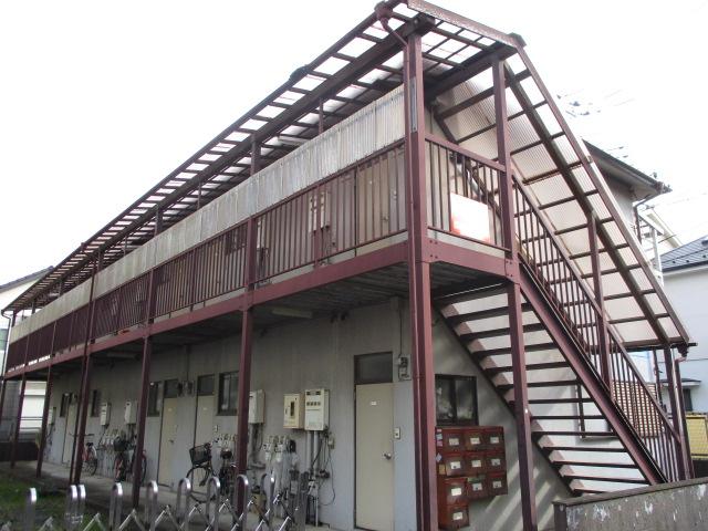 エルフィンハイムA棟外観写真
