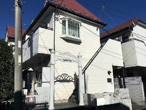 レオパレス西川田第1外観写真