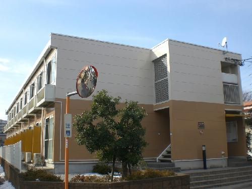 レオパレスGrandee外観写真