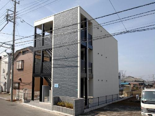 レオネクスト武蔵野第4外観写真