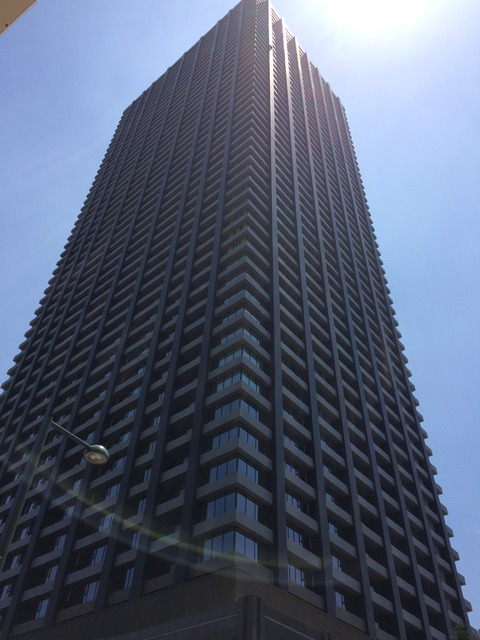 シティタワー武蔵小杉 4411号室の外観