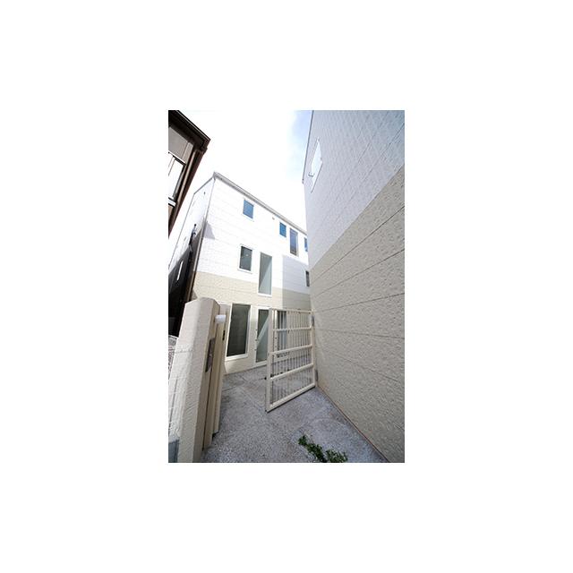 コミチテラス大岡山 07号室の外観