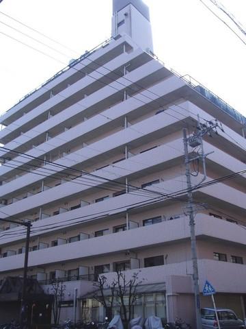 ピュアシティ横浜外観写真