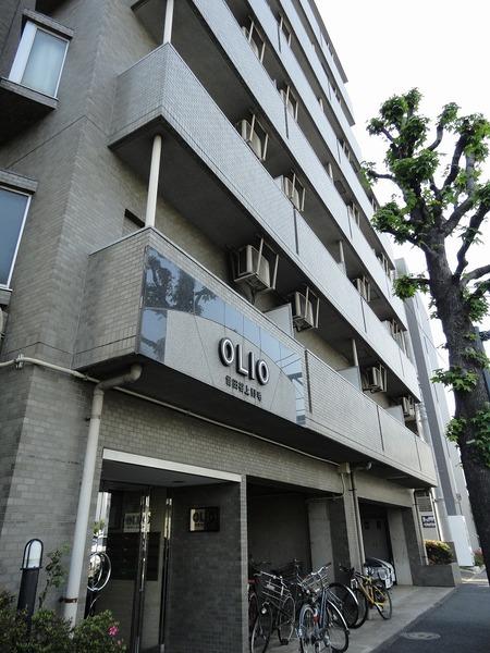 OLIO世田谷上野毛外観写真