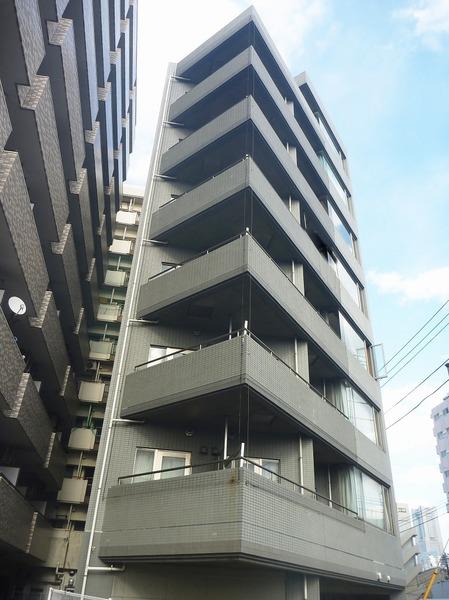 グリフィン横浜・ウェスタ外観写真
