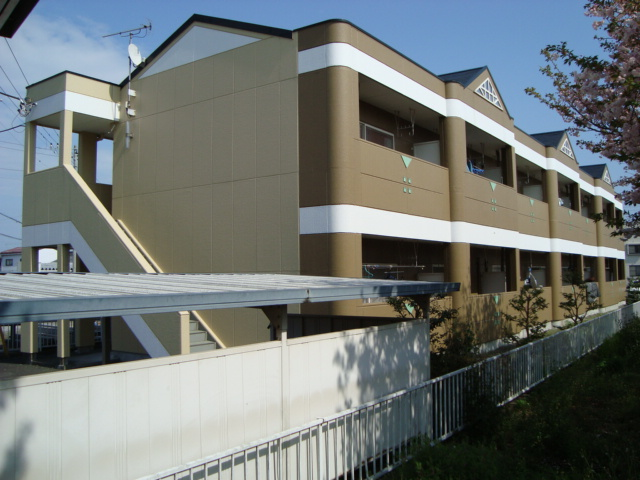 サンコーポ福田外観写真