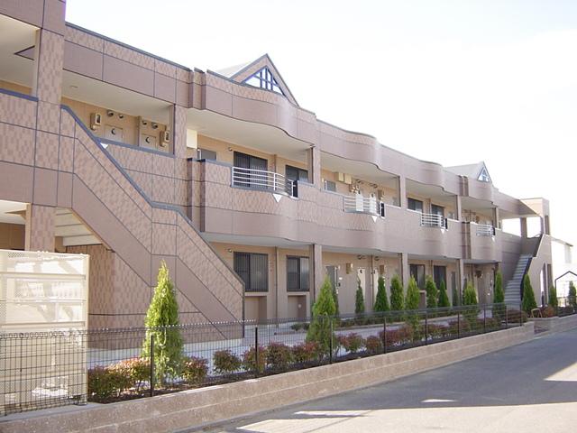 エルピスハイムA棟外観写真