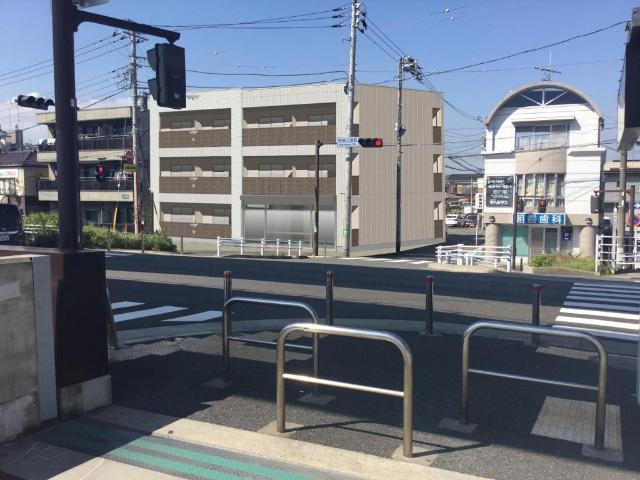 (仮)金沢区平潟町新築マンション外観写真