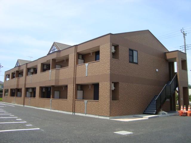 セシオンリオグランデ 107号室の外観