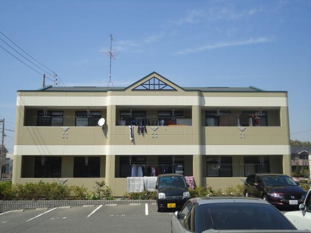 サンハイムA棟外観写真