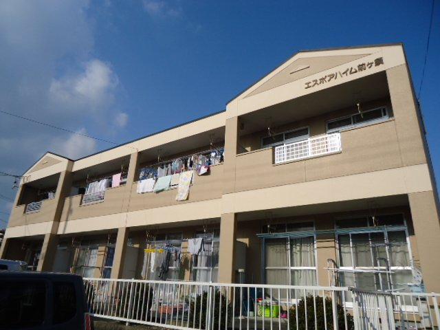 エスポアハイム前ヶ須外観写真