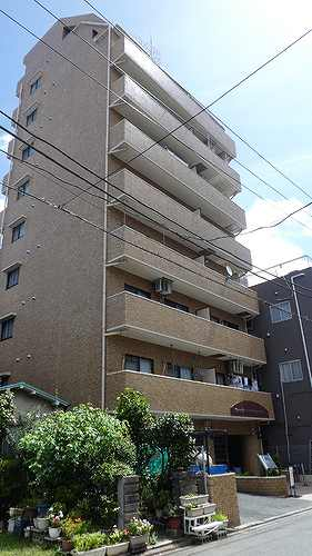 ライオンズマンション横浜第3外観写真