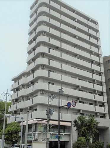 ライオンズステーションプラザ箱崎外観写真