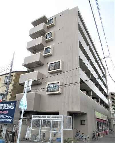 ライオンズマンション川崎第16外観写真