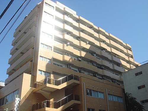 ライオンズマンション三鷹駅前通り外観写真