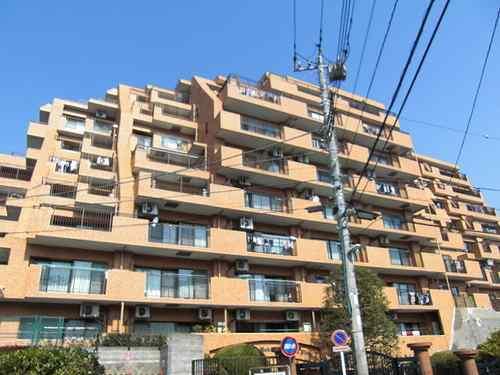 ライオンズマンション横浜ポートビュー外観写真