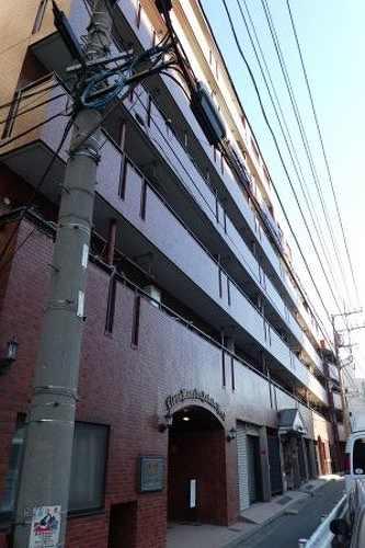 ライオンズマンション青葉台第5外観写真