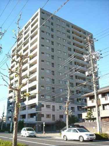 ライオンズマンション岐阜シティ第2外観写真