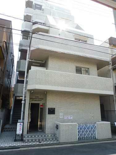クリオ横須賀中央1番館外観写真