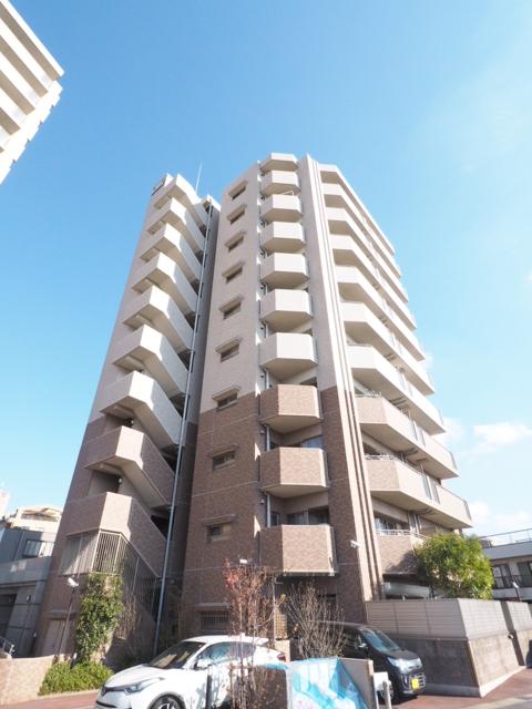 ライオンズマンション矢田川橋緑地イースト外観写真