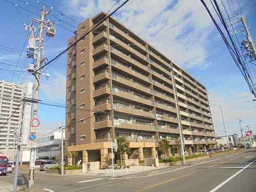 サーパス東静岡駅前外観写真