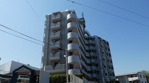 クリオ片倉町六番館外観写真