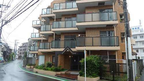 ライオンズマンション金沢八景第6外観写真