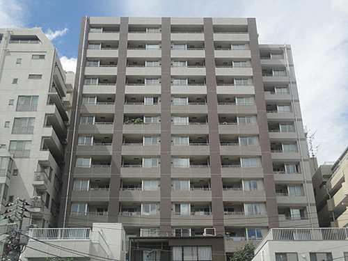 パークハウス新宿若松町外観写真
