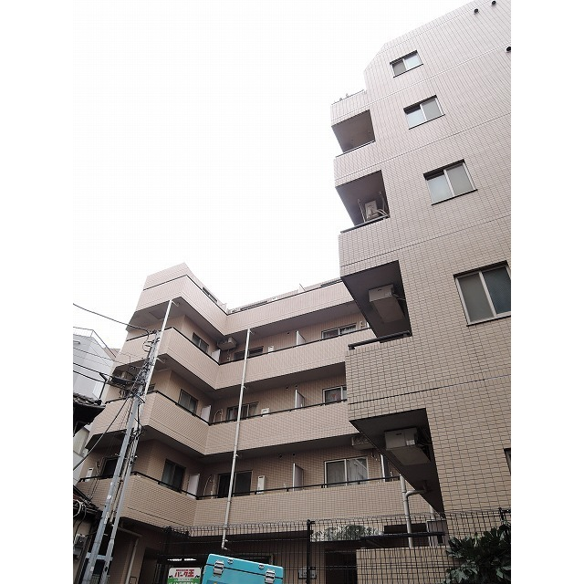 プレール渋谷壱番館外観写真