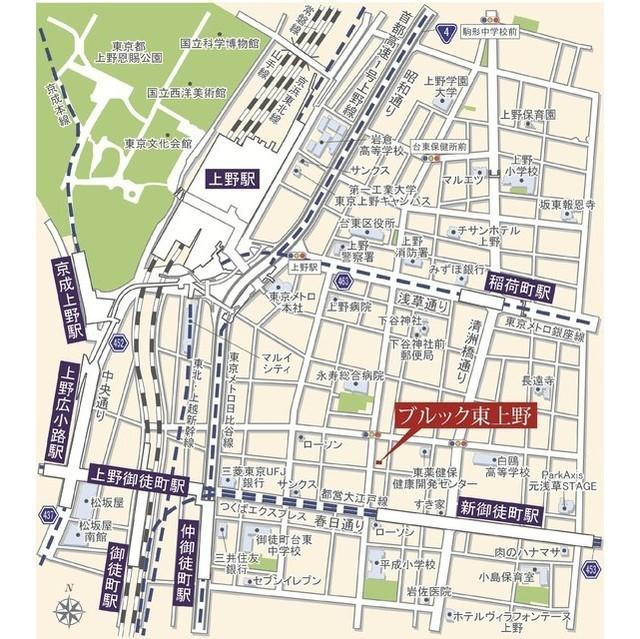ブルック東上野外観写真