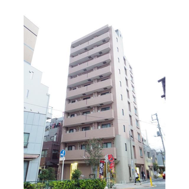 クレアシオン渋谷外観写真