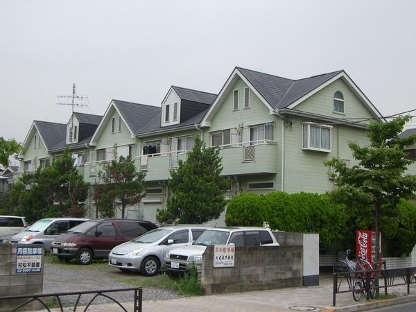 パレノーブル新宿第一外観写真