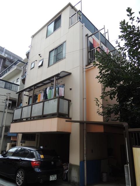 BLUTE渋谷外観写真