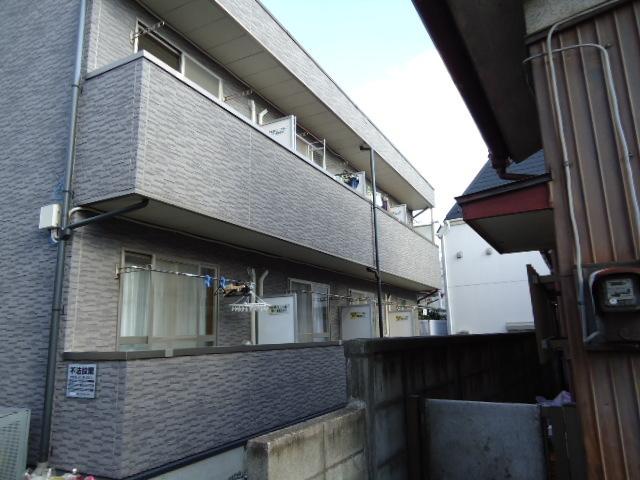 クレスト狛江外観写真