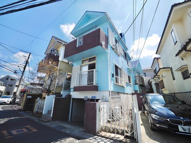 菅生6丁目戸建て外観写真