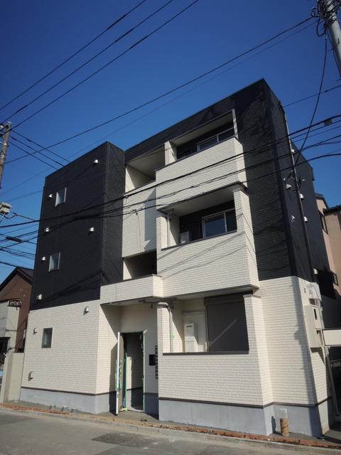 フェリーチェ早稲田外観写真