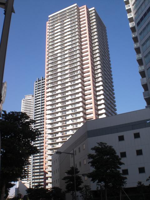 キャナルファーストタワー外観写真