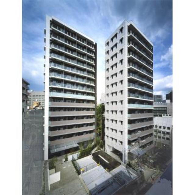 パークアクシス渋谷桜丘ウエスト 1002号室の外観
