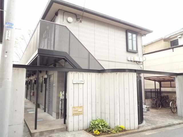 コートハウス浜田山外観写真