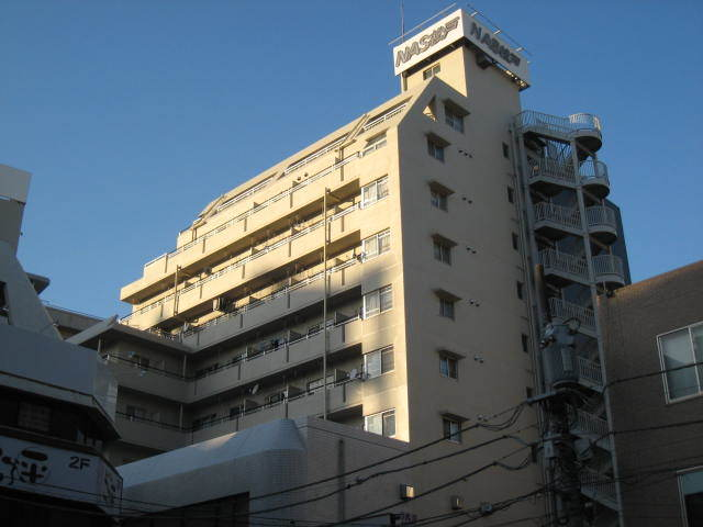 松戸駅前ハイツ外観写真