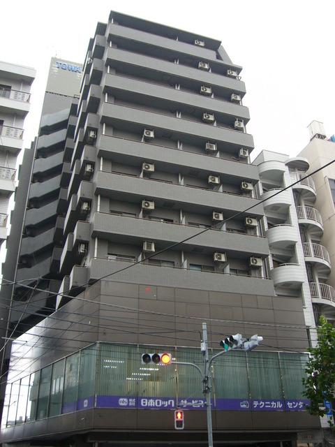 藤和シティコープ新大塚Ⅱ外観写真