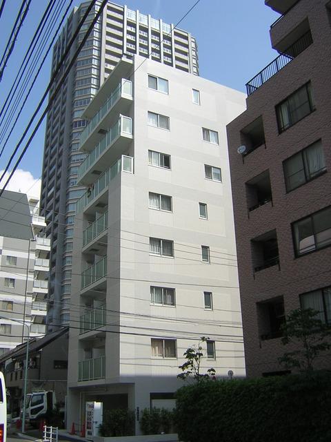 Blossom Tsukuda外観写真