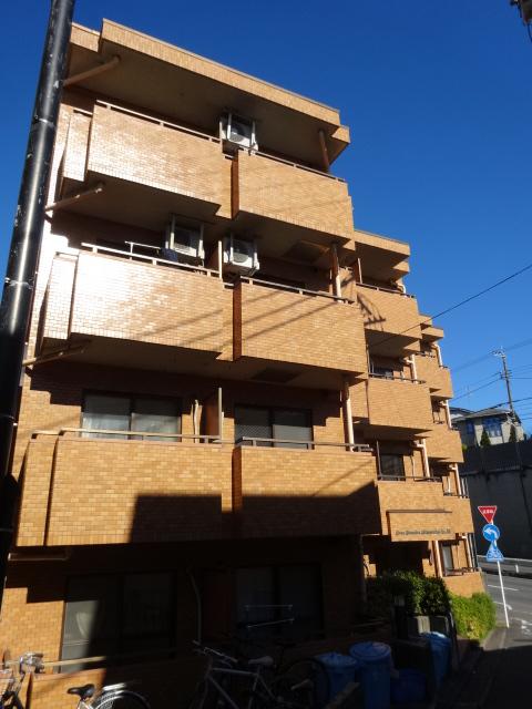 ライオンズマンション宮崎台第10外観写真
