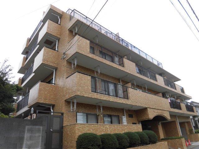 ライオンズマンション松戸六高台外観写真
