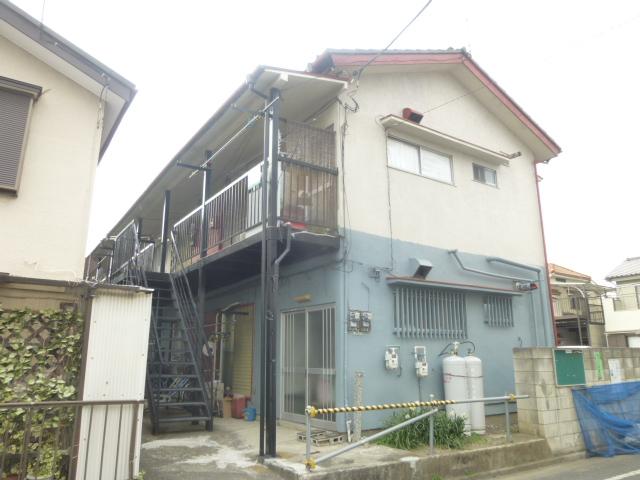大澤荘 B棟外観写真