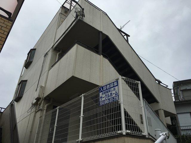 ヴィラ西横浜B棟外観写真
