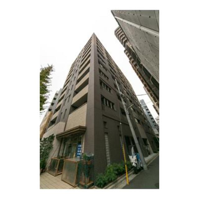 パークホームズ日本橋浜町二丁目リビオガー外観写真