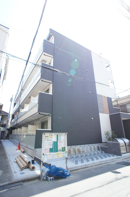la・belle 西横浜外観写真