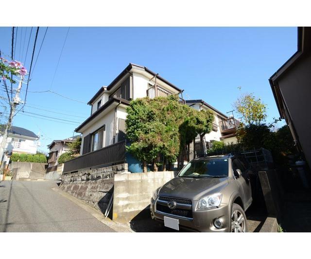 本町田戸建貸家外観写真