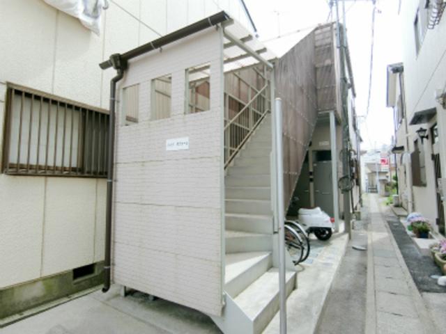 ハイツラフォーレ 201号室の外観